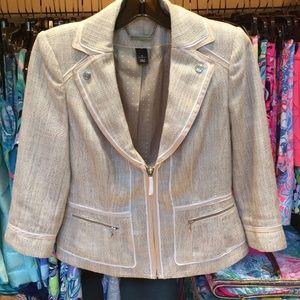 Tweed White House Black Market jacket